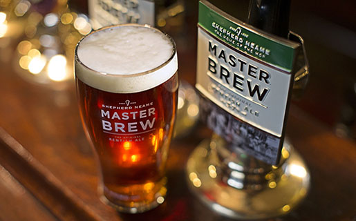 Master Brew Pint and Pump