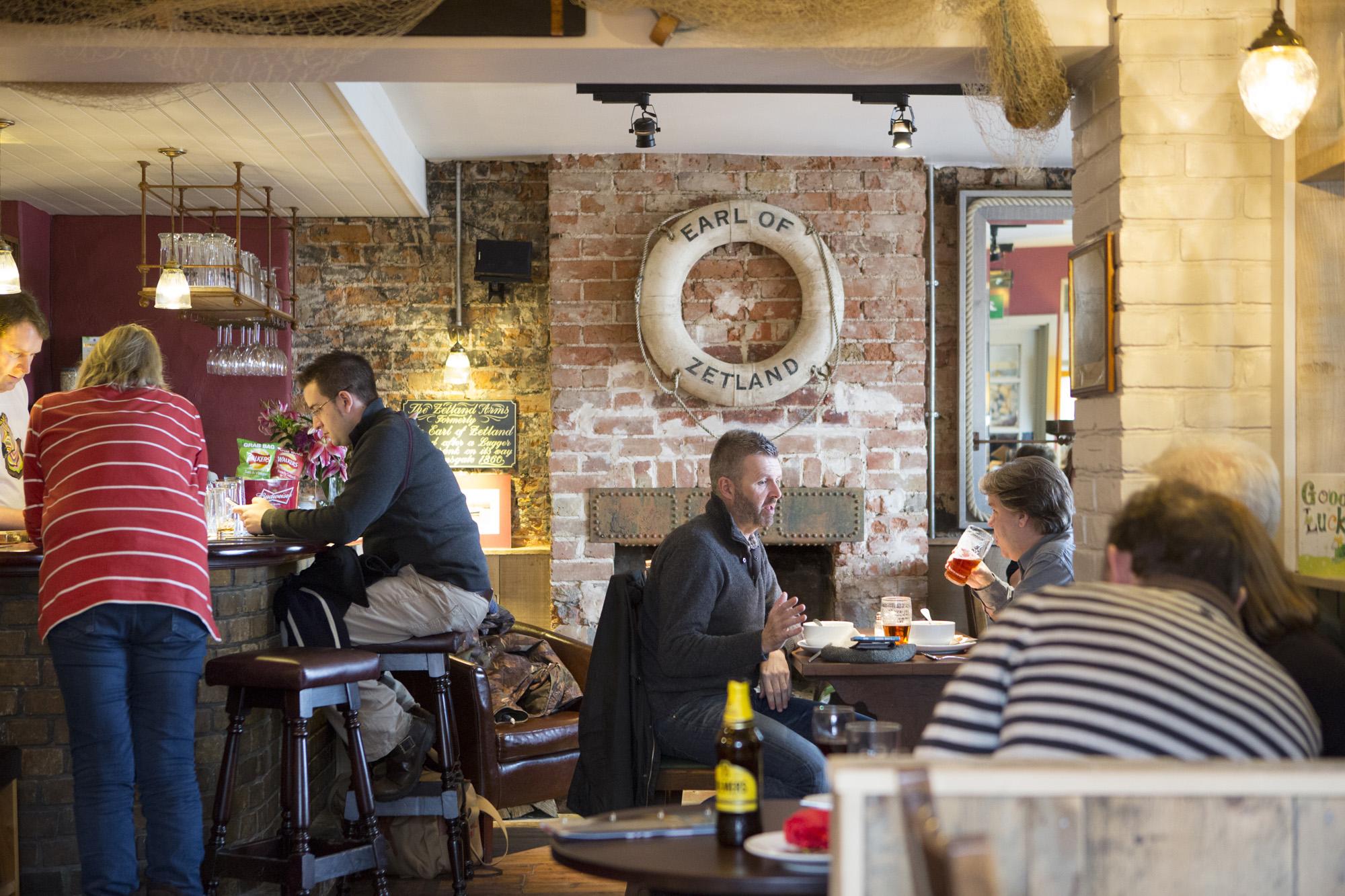 pub of the week  u2013 the zetland arms