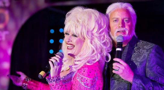 'Kenny and Dolly' Tribute Evening