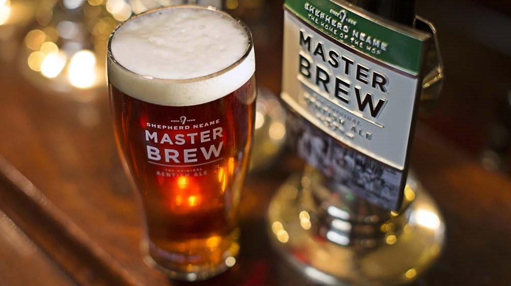 Master Brew Pump and Pint