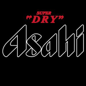 """Asahi Super """"Dry"""""""