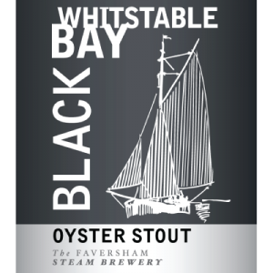 Whitstable Bay Black Oyster Stout