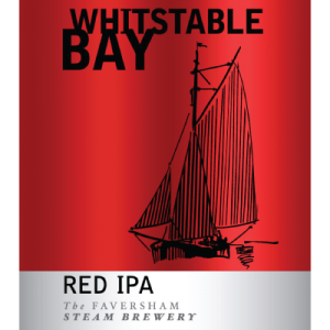 Whitstable Bay Red IPA