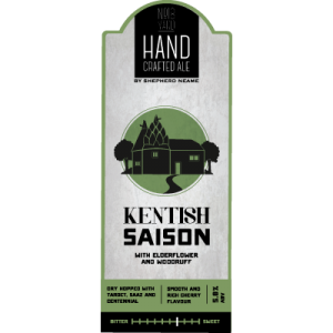 Kentish Saison Logo