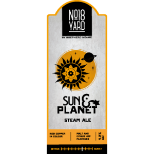 Sun & Planet Steam Ale