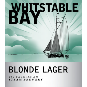 Whitstable Bay Blonde Lager