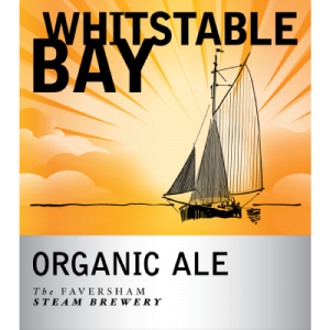 Whitstable Bay Organic Ale