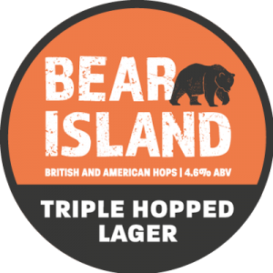 Bear Island Brews - Triple Hopped Lager