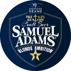 Shepherd Neame Cask Club - Samuel Adams Blonde Ambition