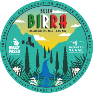 Bella Birra Italian Red Rye Beer