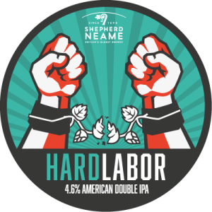 Hard Labor American Double IPA