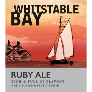 Whitstable Bay Ruby Ale