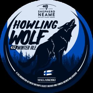 Shepherd Neame Cask Club - Howling Wolf