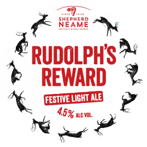 Shepherd Neame Cask Club - Rudolph's Reward