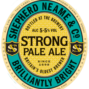 Shepherd Neame Strong Pale Ale